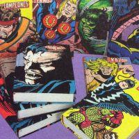 Los hombres que amamos a las mujeres Marvel de los 70`s / 80's