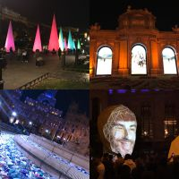Carmen a la luz de la luna de Madrid