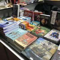 II Feria de Editoriales y Librerias de Madrid.
