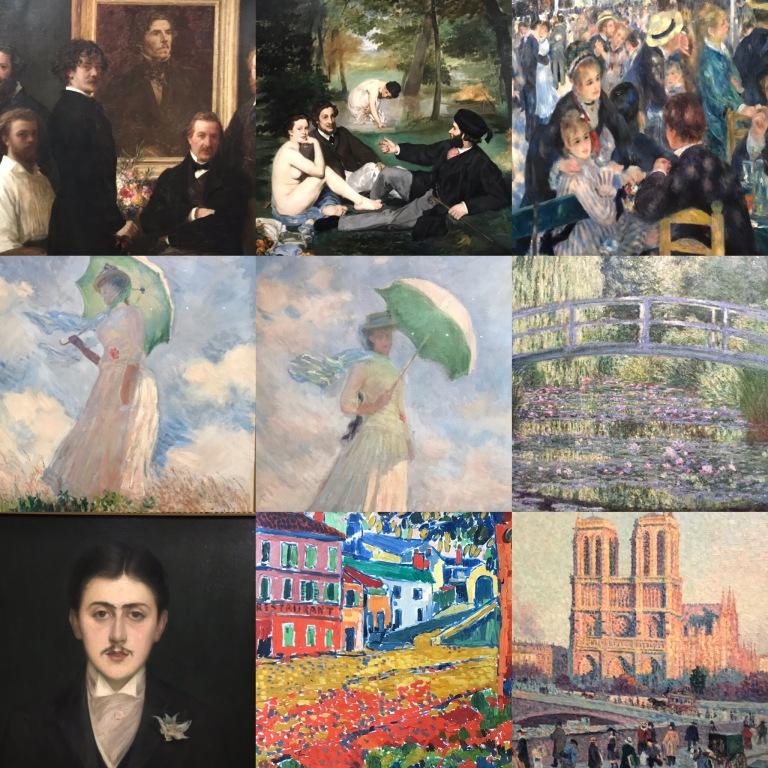 Obras_Orsay