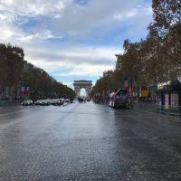 París bien vale un paseo (bajo la lluvia)