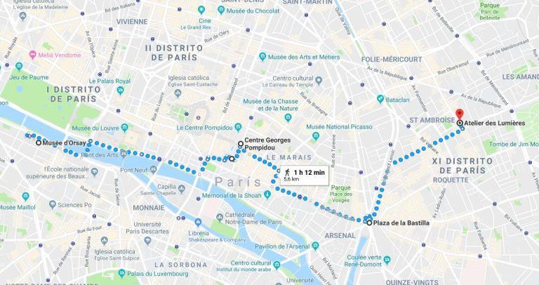 Paseo Paris 1