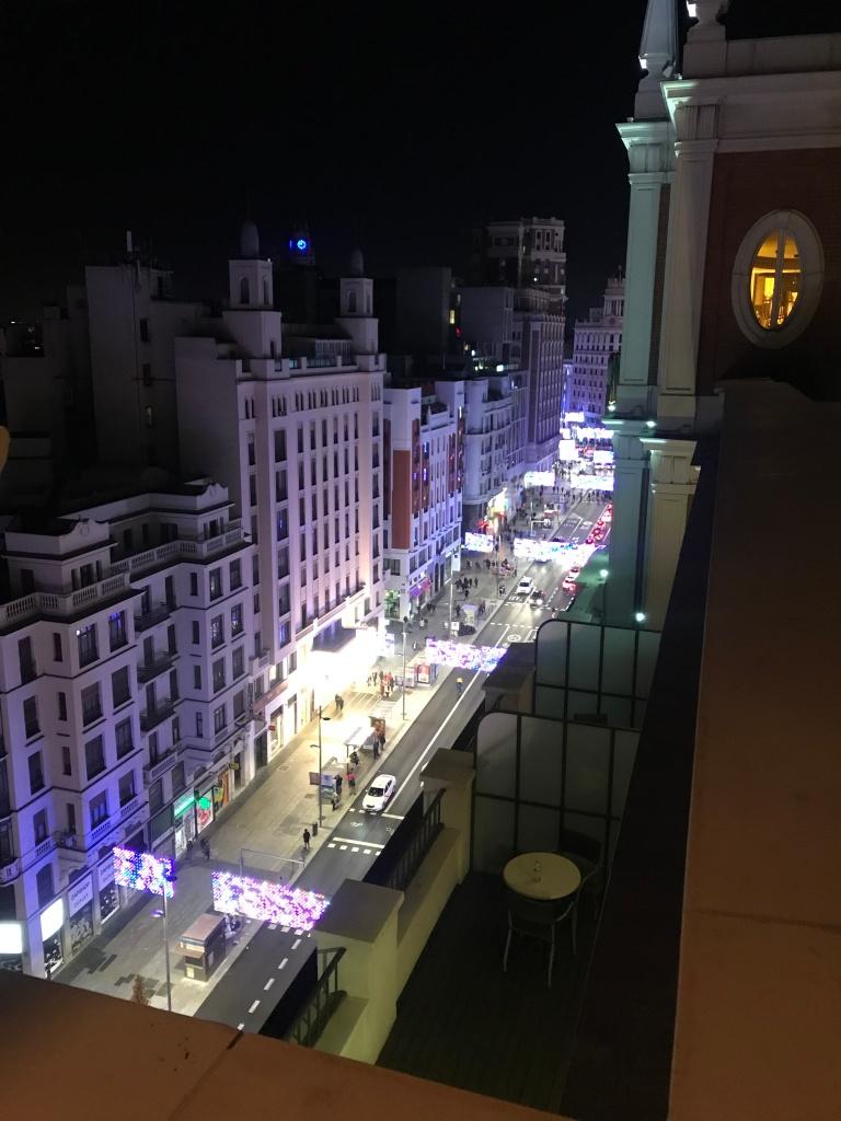 Gran Via_Noche
