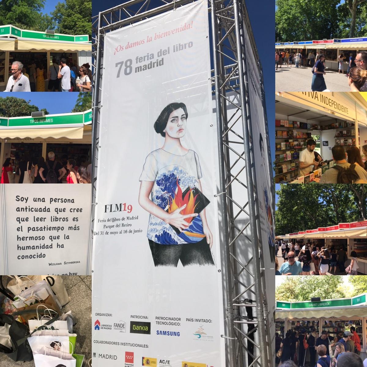 Feria Del Libro 2019 Las Zapatillas De Maxi