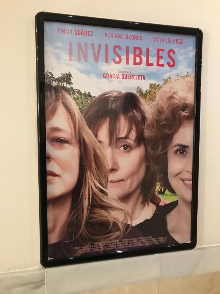 Invisibles la película