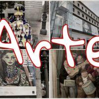 Noviembre Cooltural: arte y coffetable books.
